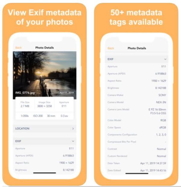 Крутой способ увидеть информацию о фото на iOS Phone – HowToiSolve