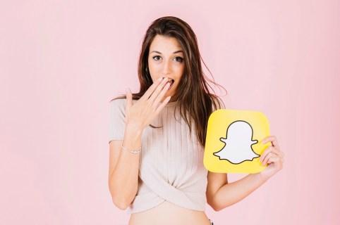 Как удалить сохраненные чаты в Snapchat