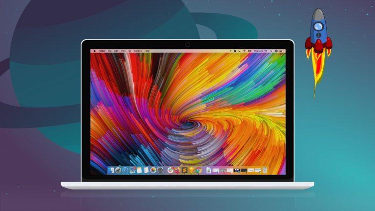 Как ускорить медленные загрузки на Mac
