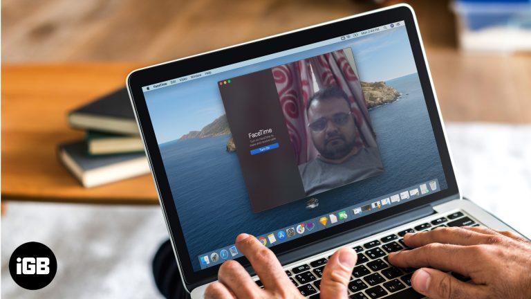 Как исправить FaceTime не работает на Mac Запуск MacOS Catalina