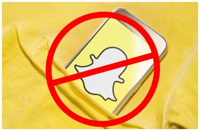 Как узнать, что кто-то удалил вас на Snapchat