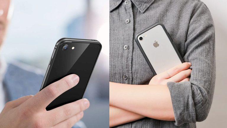 Лучшие iPhone SE 2020 Бампер Чехлы 2020