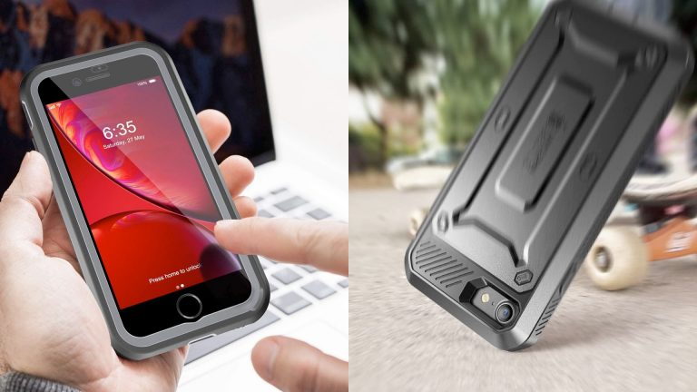 Лучшие iPhone SE 2020 прочные чехлы в 2020 году