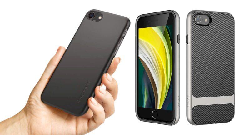 Лучшие iPhone SE 2020 Slim Cases 2020 года