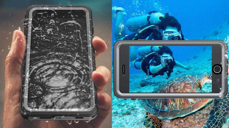 Лучшие iPhone SE 2020 Водонепроницаемые чехлы в 2020 году