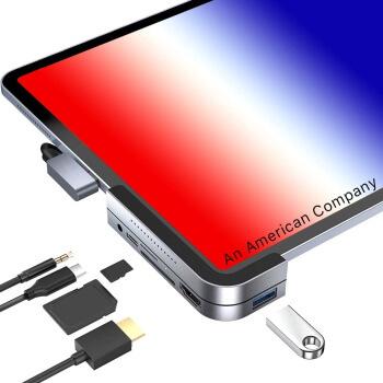 Лучшие USB C хабы для iPad Pro 2020 [11-inch and 12.9-inch iPad Pro] – HowToiSolve
