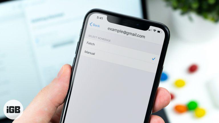 Push-уведомления Gmail не работают на iPhone и iPad