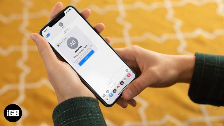 Как добавить друзей в Game Center на iPhone или iPad