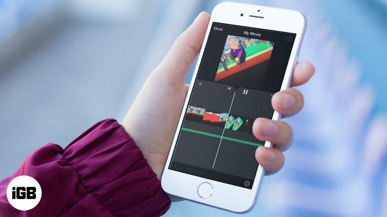 Как добавить музыку в видео на iPhone: пошаговое руководство