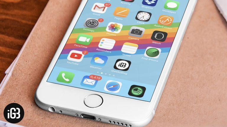 Как исправить зависание приложений iPhone при ожидании в iOS 13 на iPhone или iPad