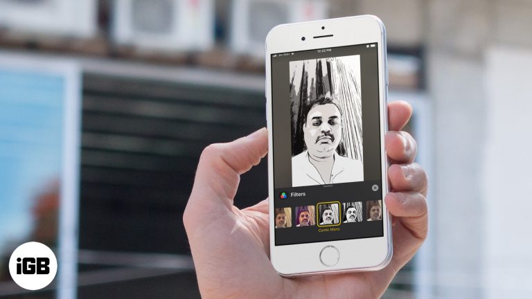 Как использовать FaceTime-эффекты в iOS 13 на iPhone и iPad