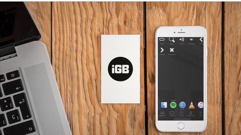 Как использовать ваш iPhone в качестве мыши для Mac