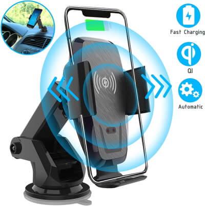 7 лучших беспроводных автомобильных зарядных устройств для iPhone SE 2020 – HowToiSolve