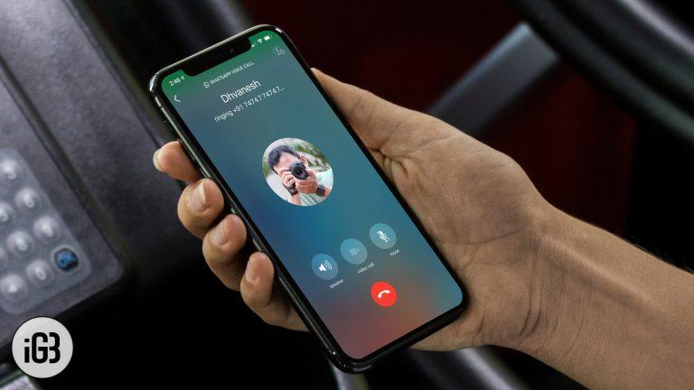 Видеозвонки WhatsApp не работают на iPhone и Android? Как это исправить
