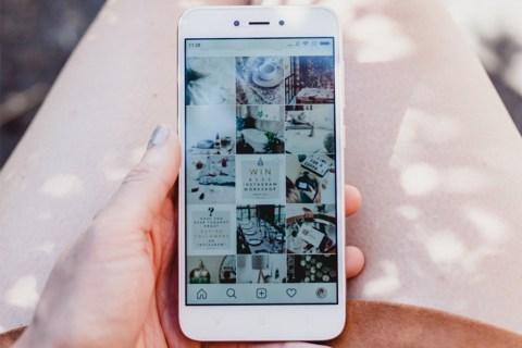 Может кто-нибудь сказать, если вы снимаете скриншот истории или поста в Instagram?