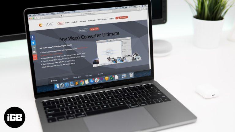Лучшие приложения Video Converter для Mac в 2020 году