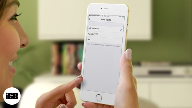 8 советов по увеличению скорости передачи данных на iPhone в iOS 13