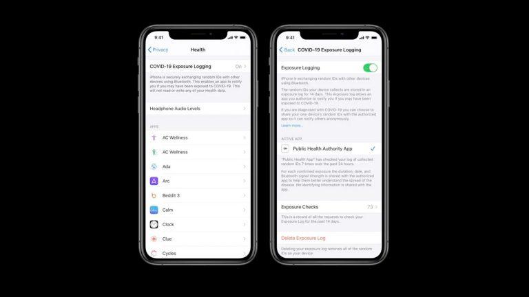 Как включить / выключить отслеживание контактов COVID-19 на iPhone в iOS 13.5