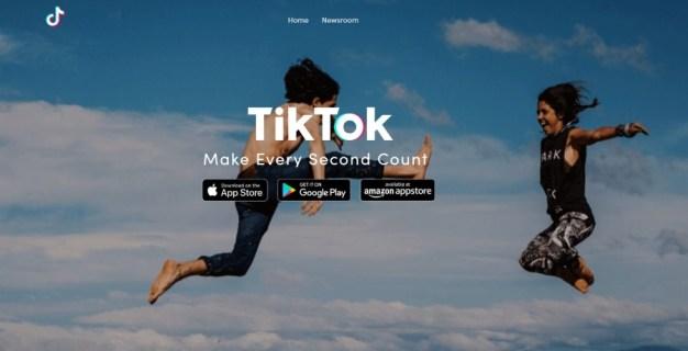 Как изменить местоположение или регион в TikTok