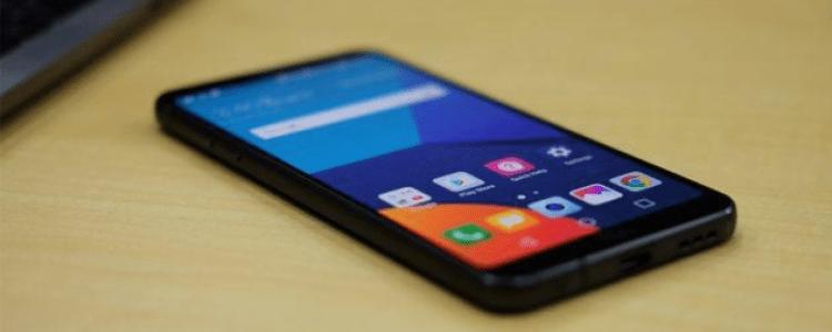 Как изменить имя устройства на LG G7
