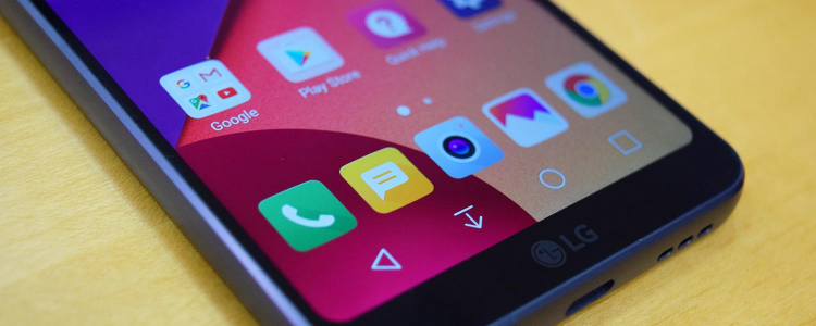 Как исправить медленную интернет-задержку на LG G7