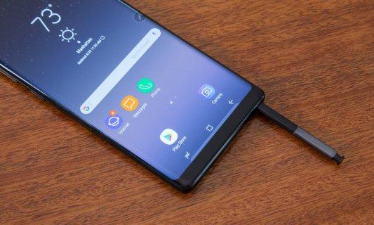 Как восстановить заводские настройки на Samsung Galaxy Note 9