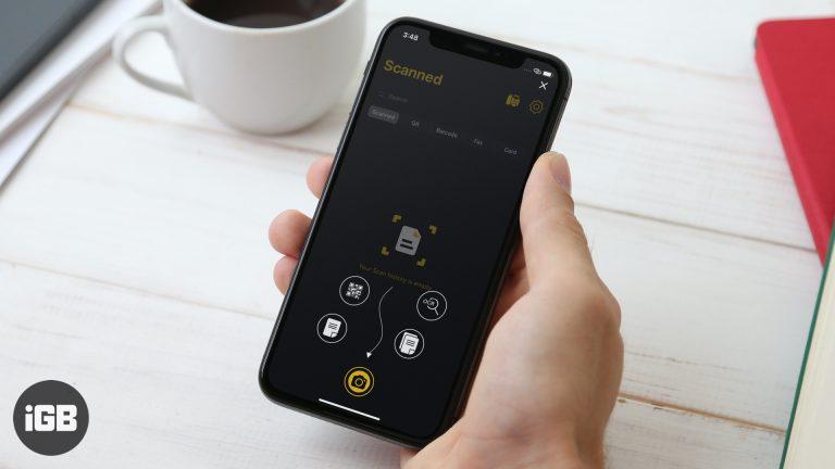 Приложение Scanner Unlimited iPhone — Сканирование, подписание и отправка документов по факсу с легкостью