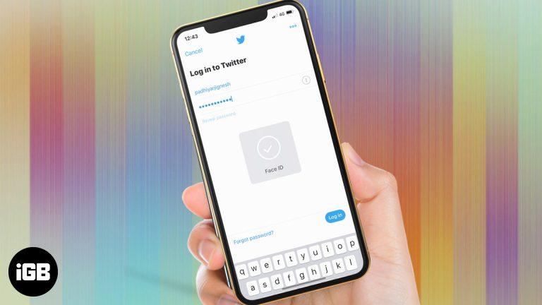 Как использовать Face ID для входа в приложения на iPhone или iPad Pro