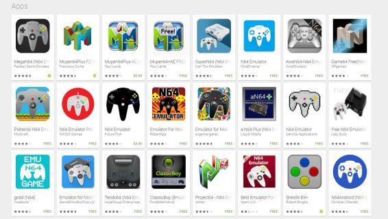 Лучшие эмуляторы Nintendo 64 (N64) для Android [May 2020]