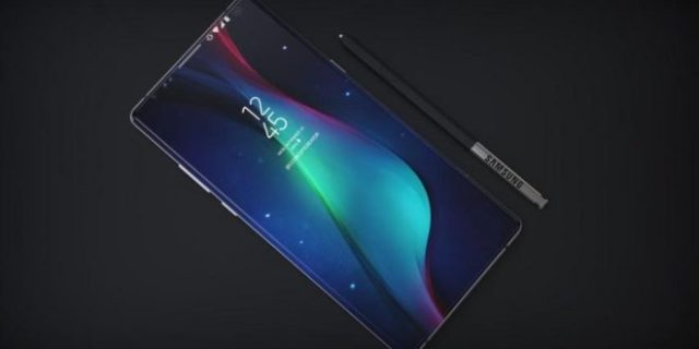 Изменение имени Bluetooth на Samsung Galaxy Note 9