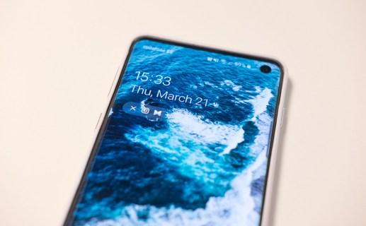 Как использовать Splitscreen на Galaxy S10