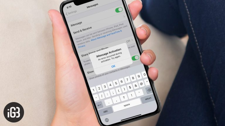 iMessage не работает на iPhone под управлением iOS 13 [How to Fix]