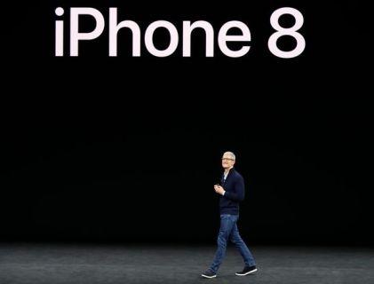 Изменение стиля шрифтов на iPhone 8 и iPhone 8 Plus