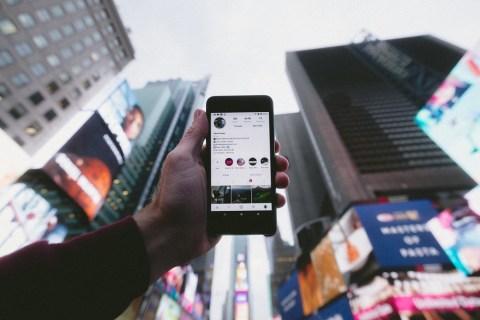 Как добавить Swipe Up в свою историю Instagram