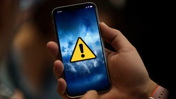 Как принудительно перезагрузить iPhone X