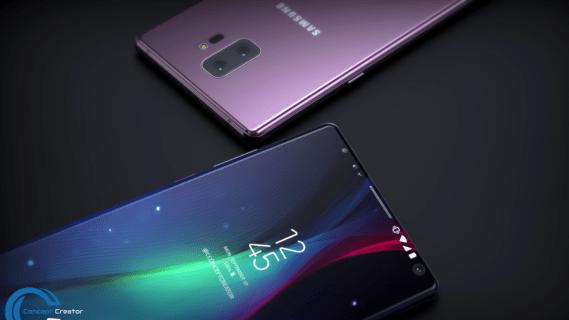 Как использовать приложение Галерея для редактирования изображений на Samsung Galaxy Note 9