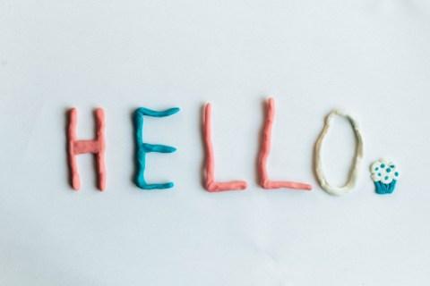 Как ответить на «привет» сообщения на Bumble