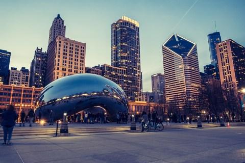 Лучшие подписи к Чикаго