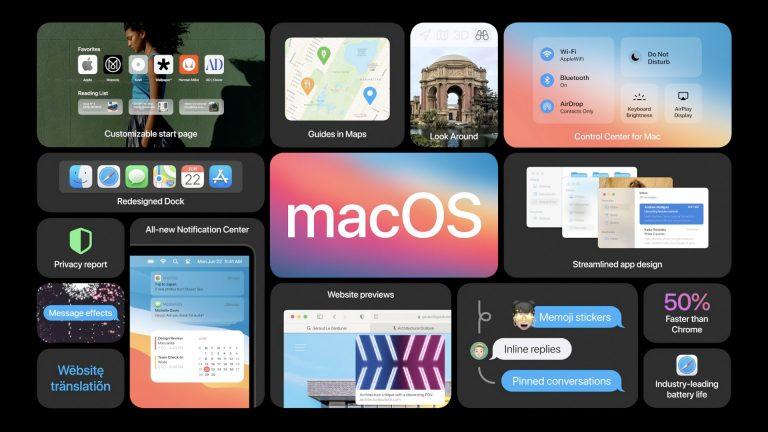 Как установить MacOS Big Sur Developer Beta на Mac