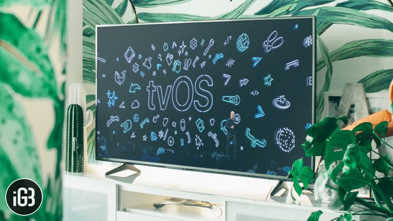 Как установить tvOS 13.4.8 Beta 2 на Apple TV 4K, 4-го поколения