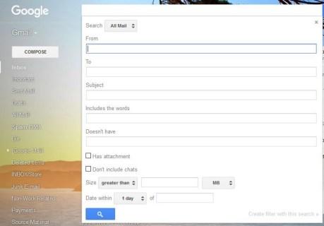 Как переслать несколько электронных писем одновременно в Gmail