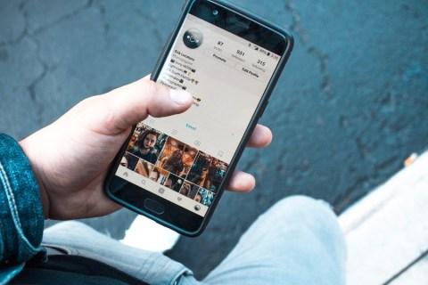 Как опубликовать историю в Instagram