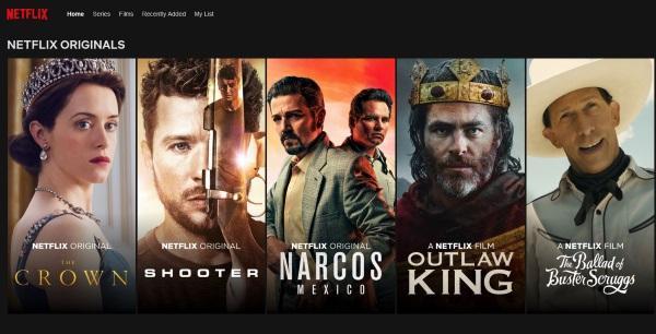 Лучшие расширения для Netflix Chrome