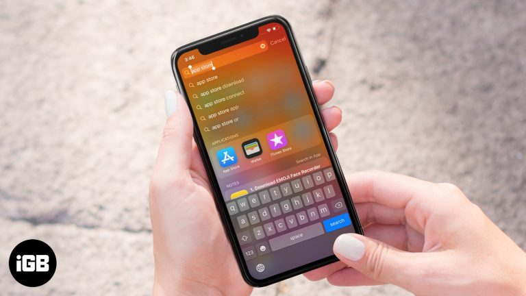 Значок магазина приложений отсутствует на iPhone или iPad? 5 советов, как вернуть его