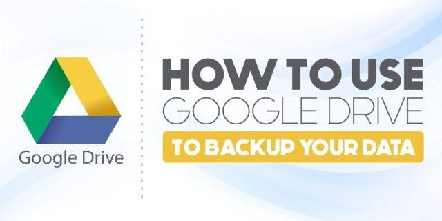 Как автоматически создавать резервные копии фотографий на Google Диске