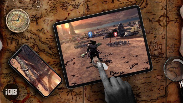 Лучшие MMORPG игры для iPhone и iPad в 2020 году