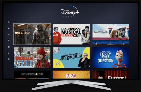 Какие фильмы будут доступны на Disney Plus?