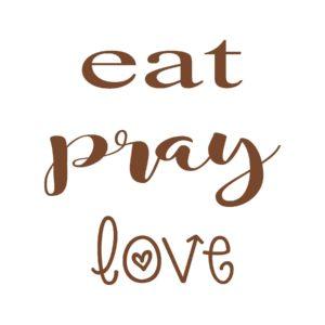 Ешь, молись, люби кино цитаты