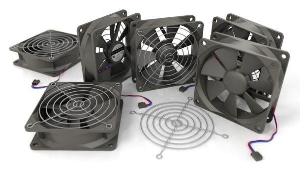 Как определить, что вентилятор охлаждения умирает и нуждается в замене?
