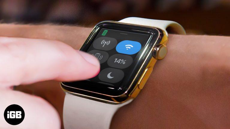 Как проверить время автономной работы Apple Watch
